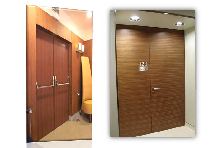 Sound Transmission Control Doors: Acoustic Doors